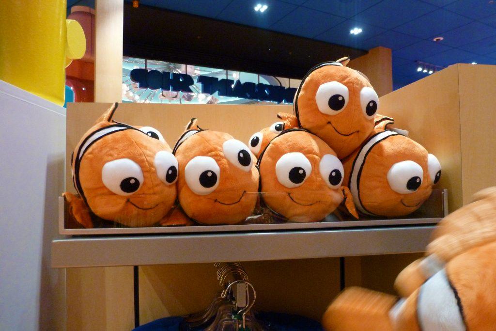 Disney's Art of Animation Resort Nemo Stuffed Animal