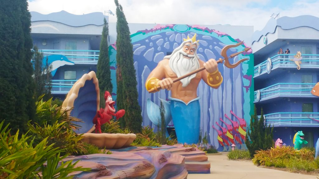 Disney's Art of Animation Resort Little Mermaid