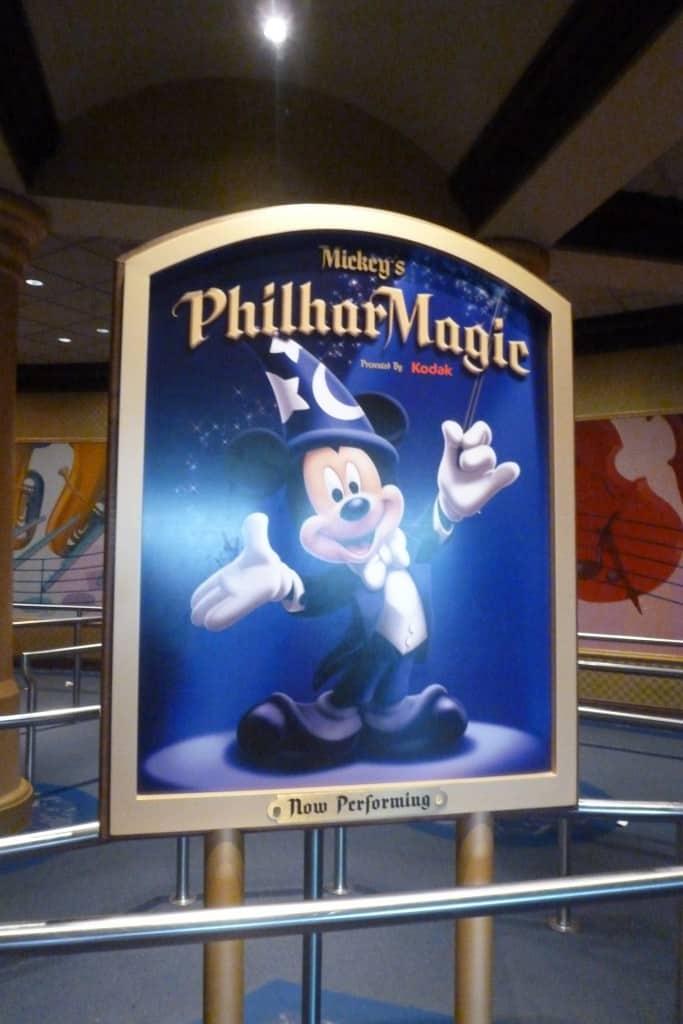 mickeys philharmagic
